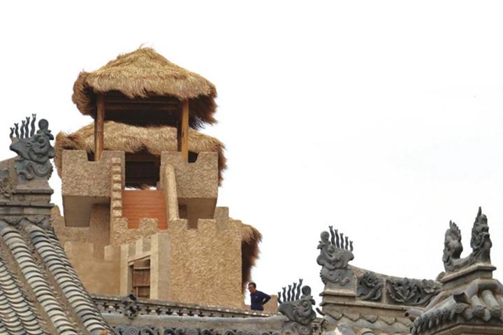 尧都古镇——临汾旅游景观的又一张新名片
