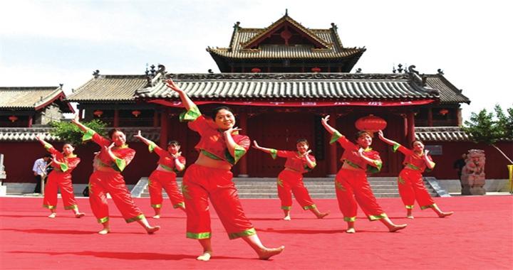 """翼城县举办""""中国旅游日""""主题活动"""