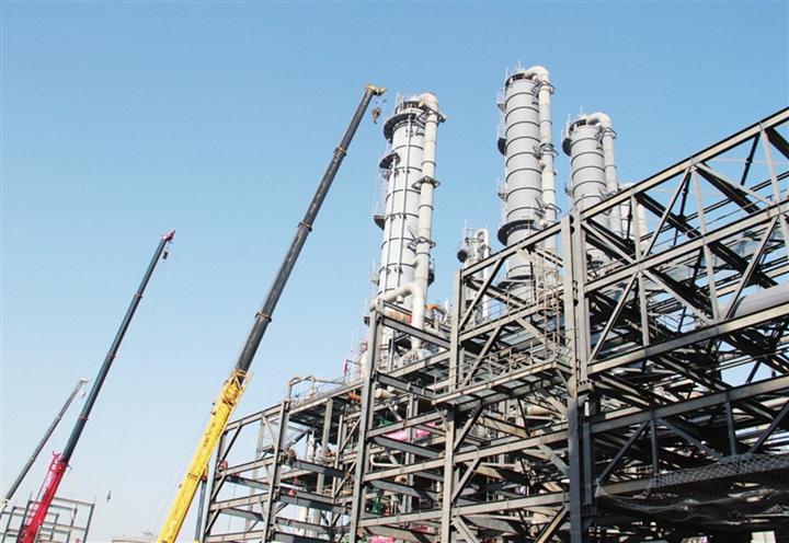 山西晋南:沃能化工乙二醇项目为集团发展提供强大助力