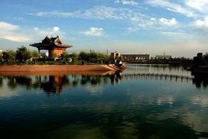 临汾首列铁海快线(山西方略内陆港—青岛港)绿色公转铁集装箱循环班列开行