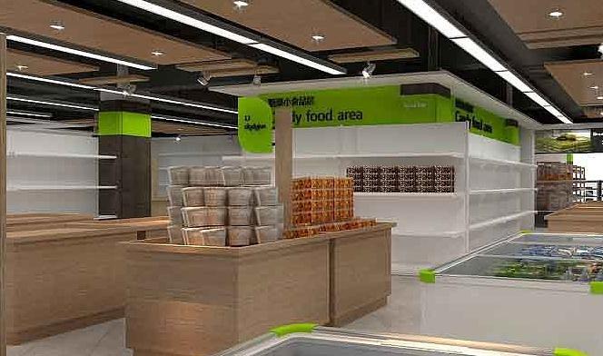 我市大型商场超市将开门营业!