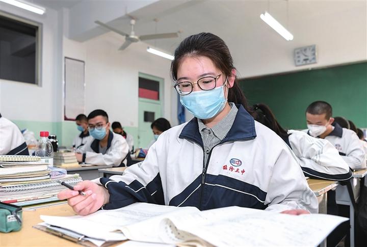 临汾:确保师生健康安全和教学工作科学有序开展