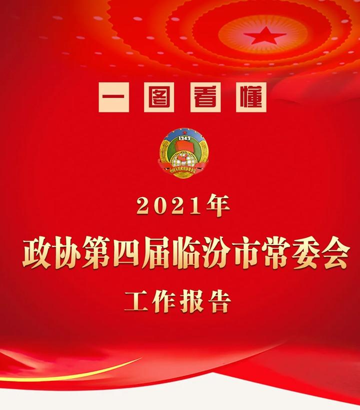 一图看懂2021临汾政协常委会工作报告