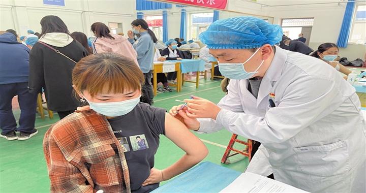 临汾:人人接种新冠疫苗 共筑全民免疫屏障