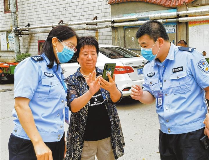 临汾市公安局直属分局:全力加强社会宣传教育防范