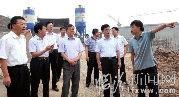 罗清宇在蒲县调研经济运行和防汛工作_临汾新闻