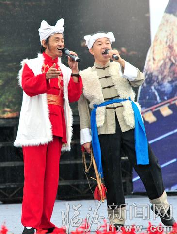 中国(山西)黄河壶口文化旅游节在吉县开幕