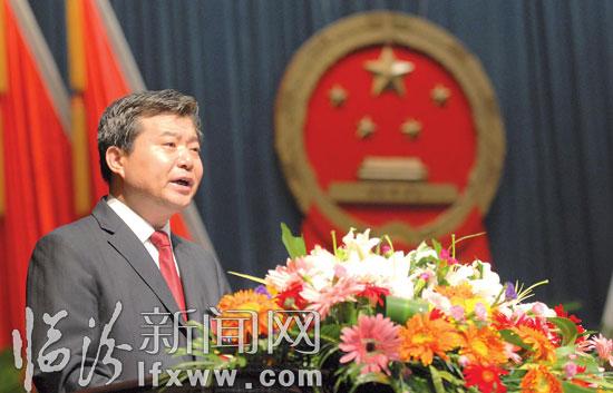 罗清宇市长在市三届人代会上的《政府工作报告
