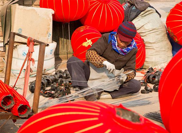红红火火迎春节(16张)